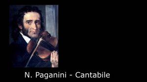 N. Paganini