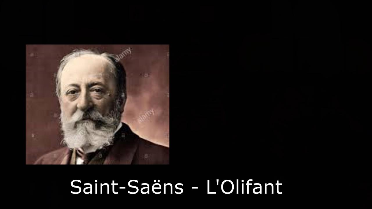 C. Saint-Saens