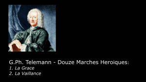 G.Ph. Telemann